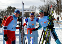 City of Lakes Loppet Classic Marathon 37 km, 1 Feb. 2020