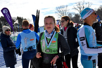 City of Lakes Loppet Classic Tour 10 km, 1 Feb. 2020